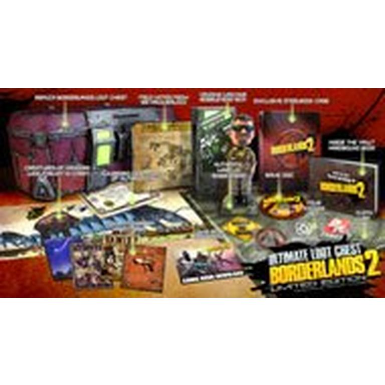 Borderlands 2 Ultimate LootChest Limited Edition