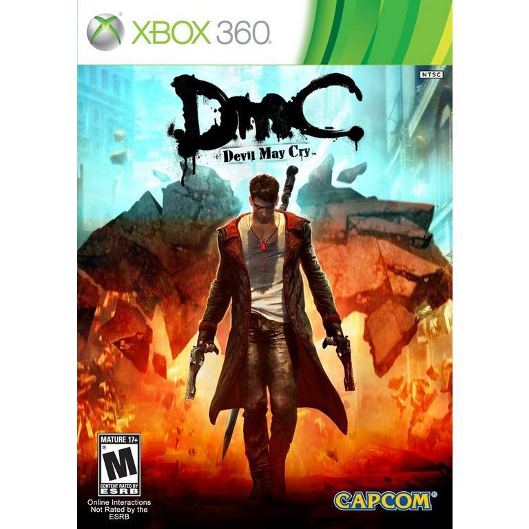 DmC Devil May CryXbox 360 | GameStop on