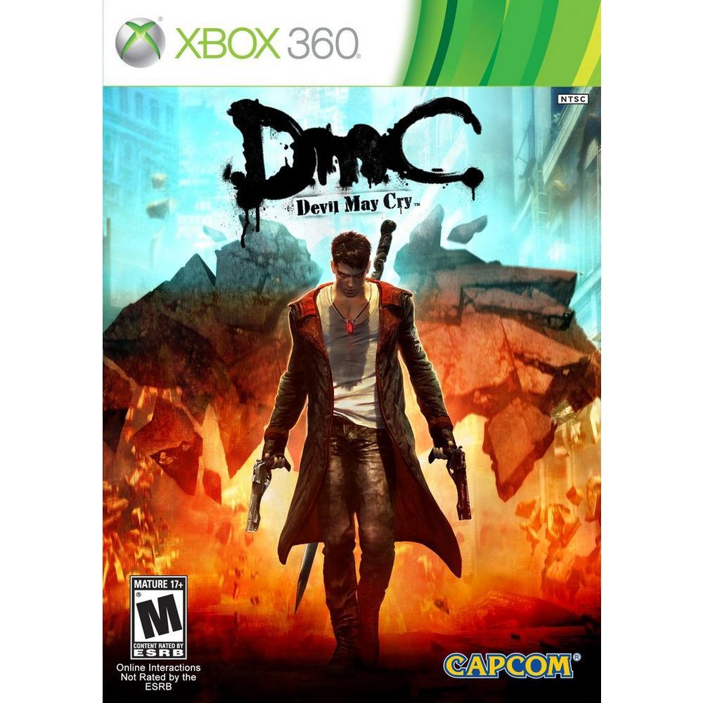DmC Devil May Cry | Xbox 360 | GameStop