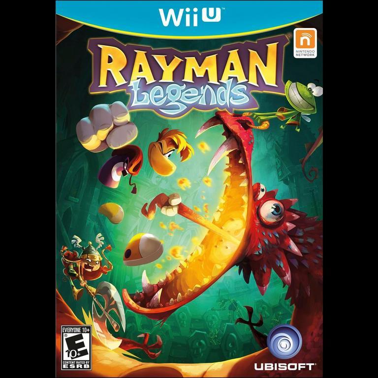 Rayman Legends Nintendo Wii U Gamestop