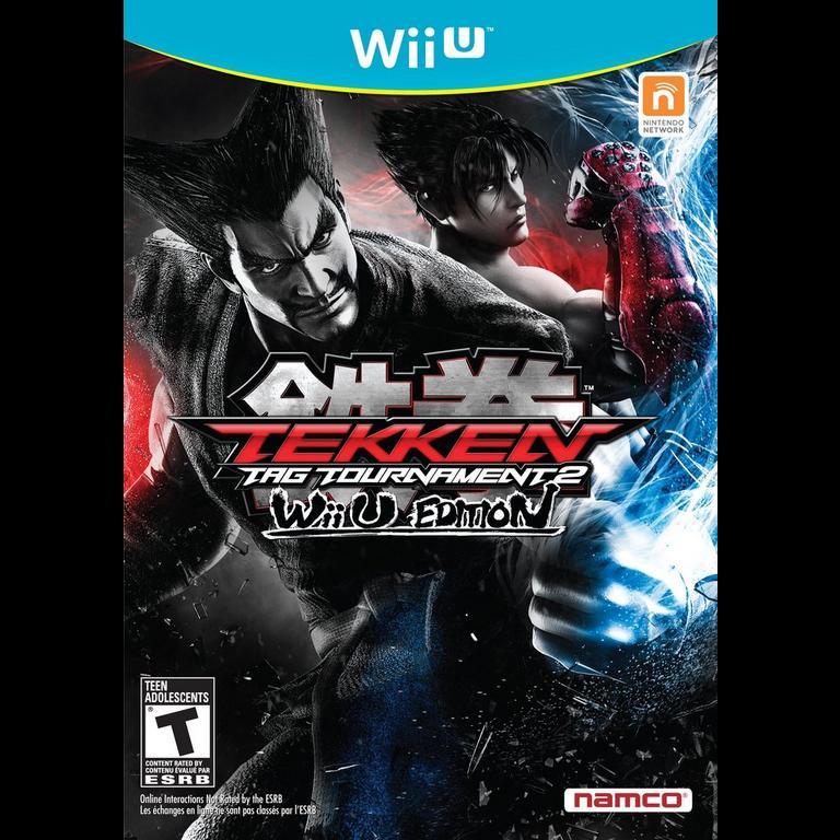 Tekken Tag Tournament 2 Nintendo Wii U Gamestop
