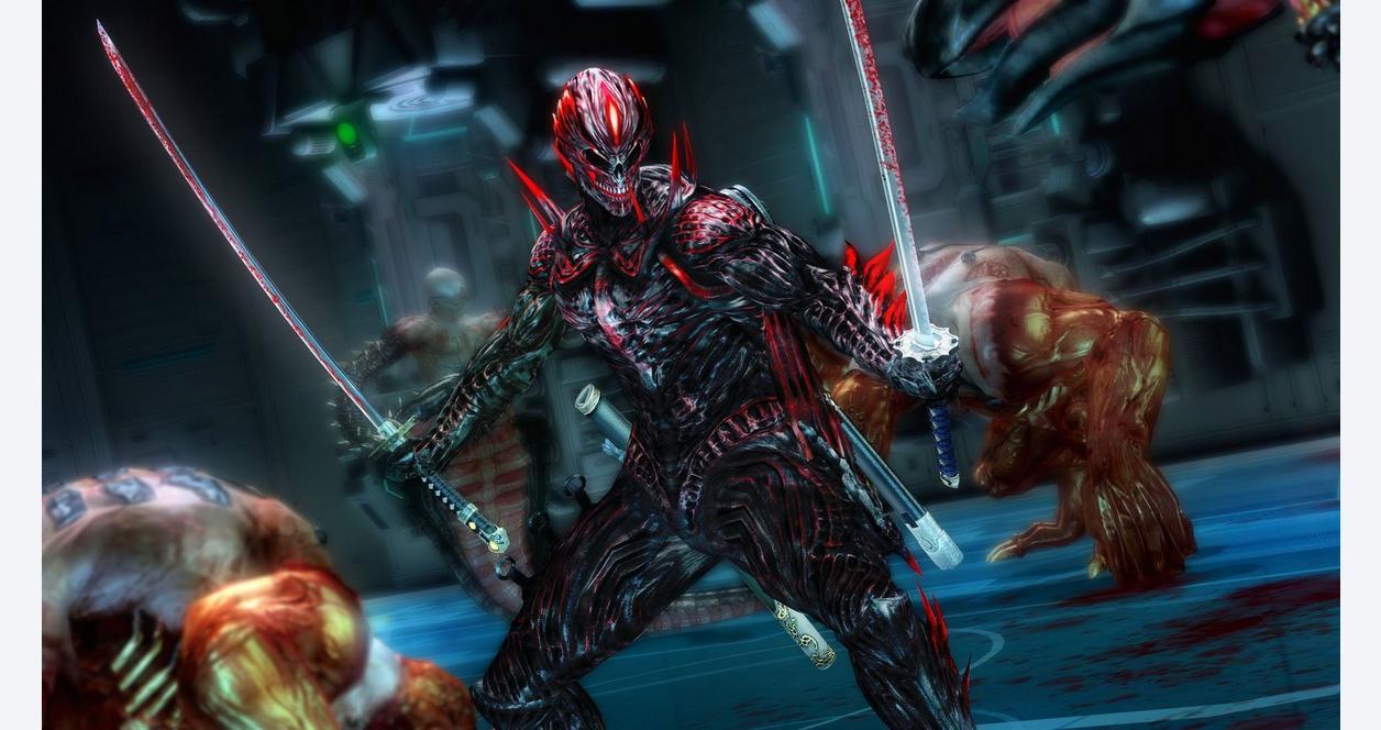 Ninja Gaiden 3 Razor S Edge Nintendo Wii U Gamestop