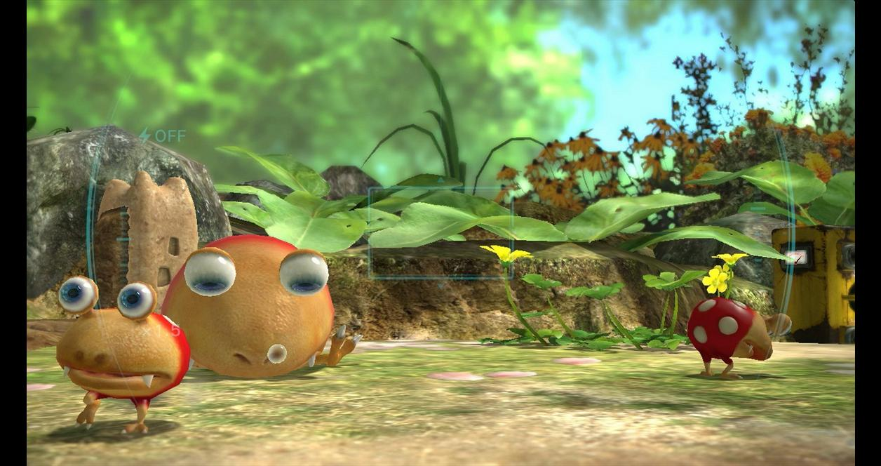 Pikmin 3 Nintendo Wii U Gamestop