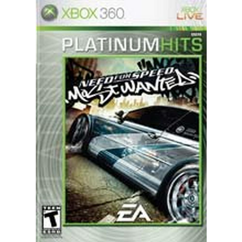 Need For Speed Most Wanted Platinum Hits Xbox 360 Gamestop