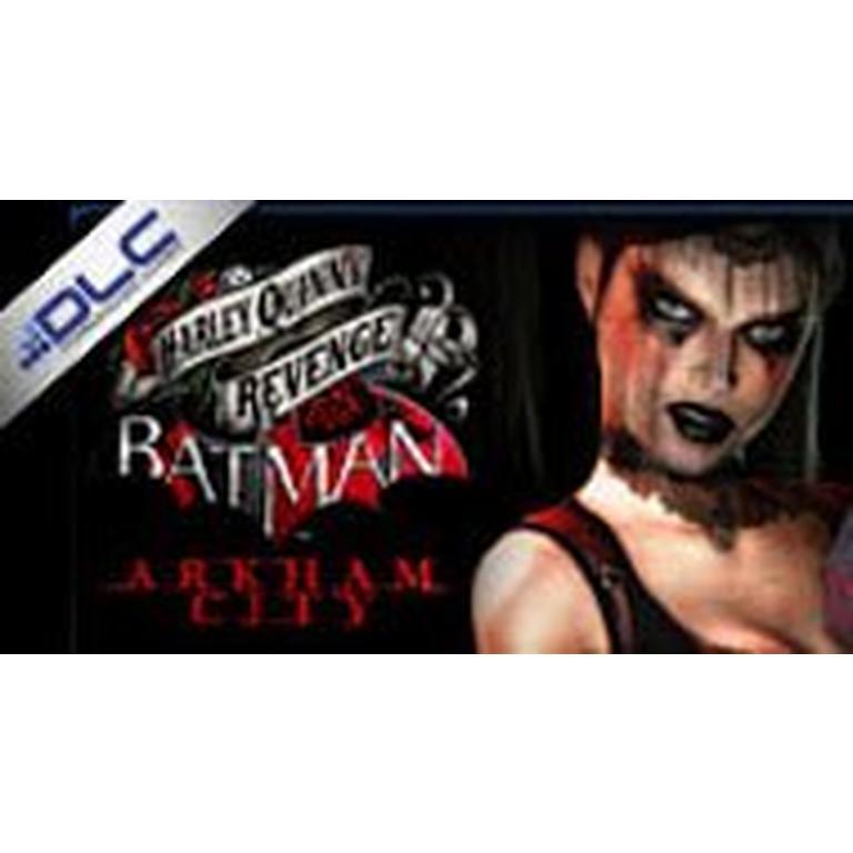 Batman: Arkham City - Harley Quinn's Revenge