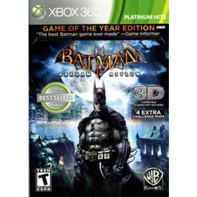 Batman Arkham Asylum Game of The Year Edition 3D