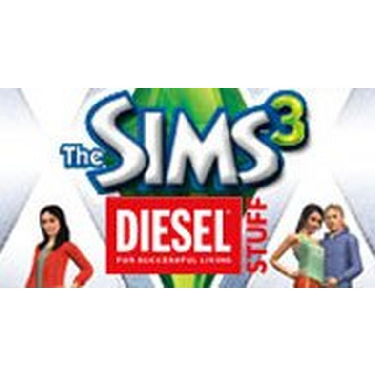 The Sims 3 Diesel Stuff Pack