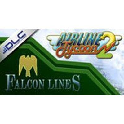 Airline Tycoon 2: Falcon Lines