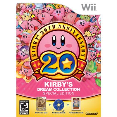 Kirby's Dream Collector's Special Edition