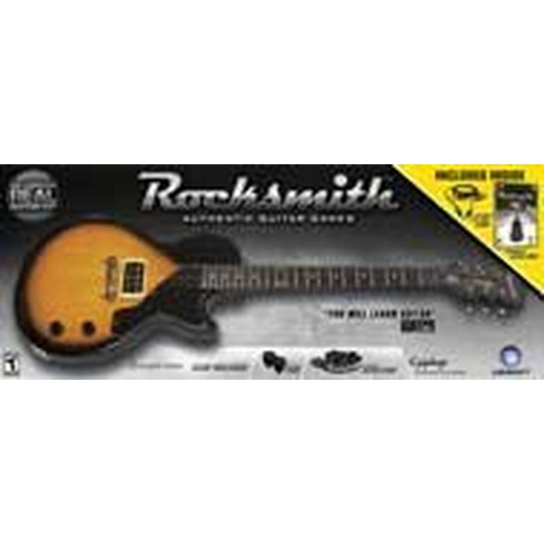 Rocksmith 2012 with Guitar and Bass Bundle
