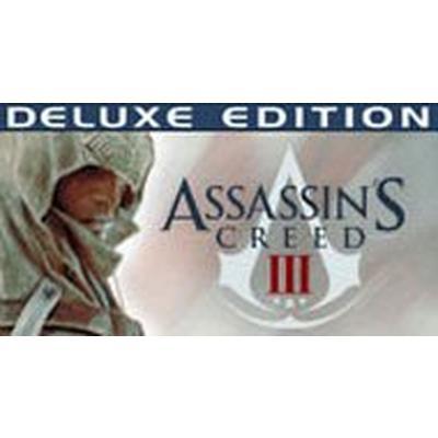 Assassin's Creed III Digital Deluxe Edition