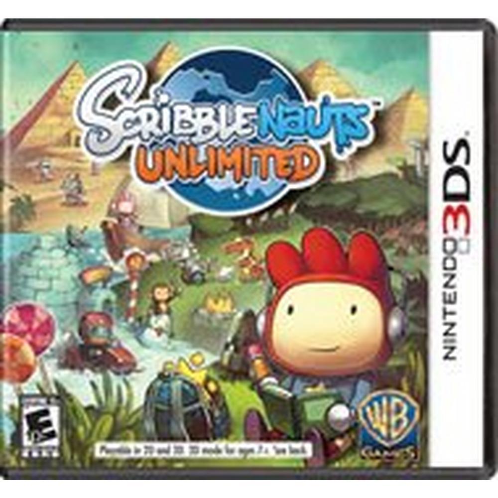 Scribblenauts Unlimited | Nintendo 3DS | GameStop