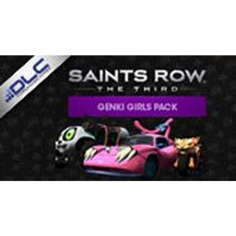 Saints Row: The Third Genki Girls Pack