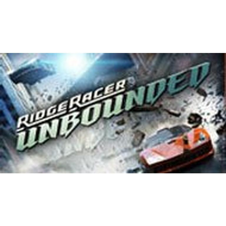 Ridge Racer Unbounded - Ridge Racer Type 4 Machine and El Mariachi Pack