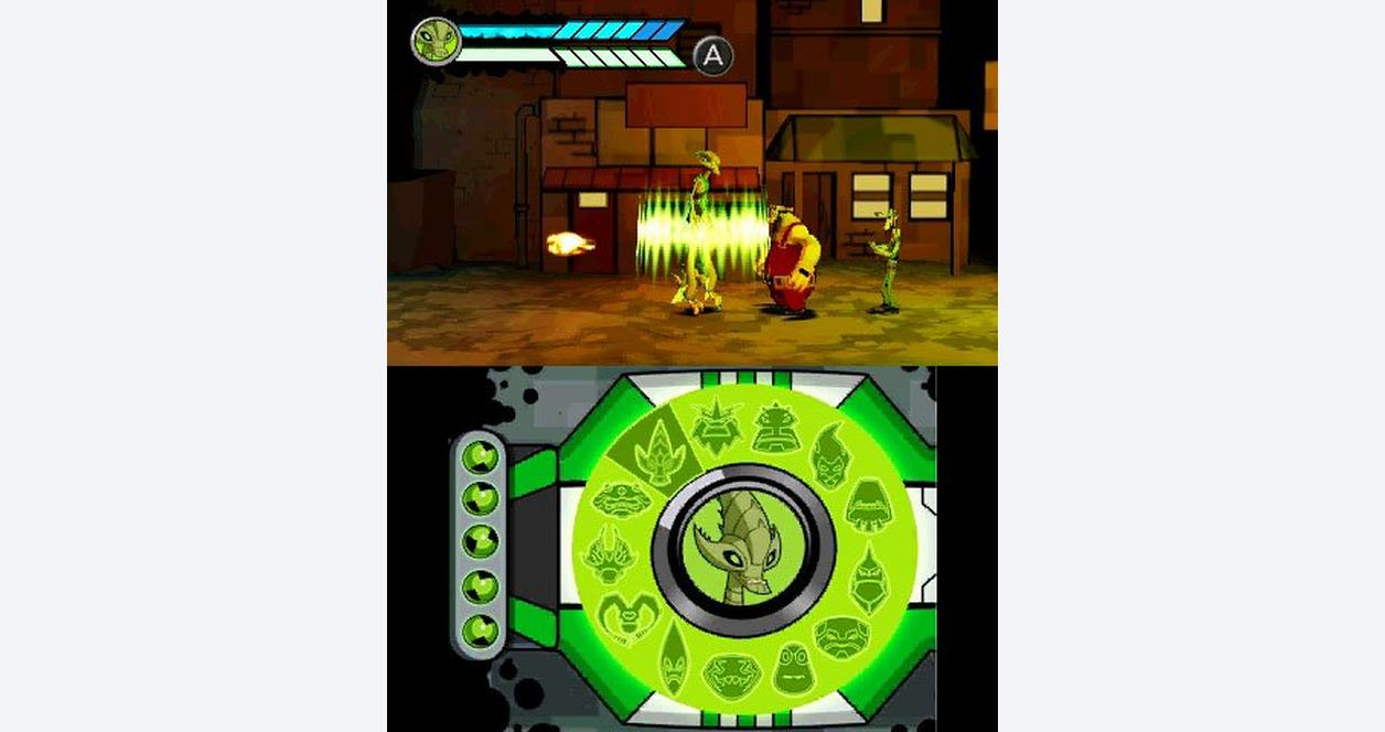 Ben 10 Omniverse: The Video Game