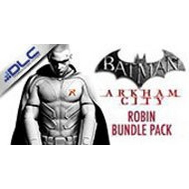 Batman: Arkham City - Robin Bundle