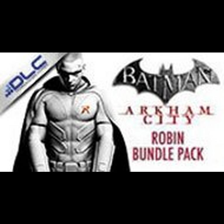 Batman: Arkham City Robin Bundle
