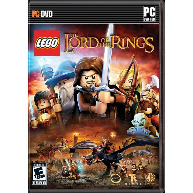 lego lord of the rings pc free