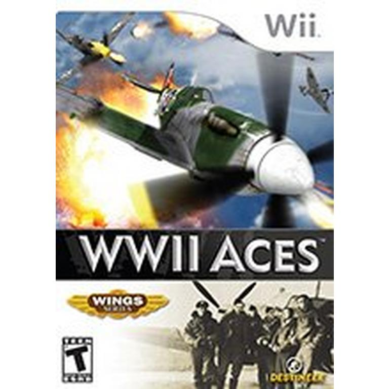 WWII Aces DSV
