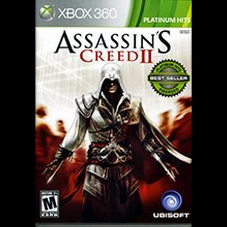 Assassin S Creed Ii Xbox 360 Gamestop