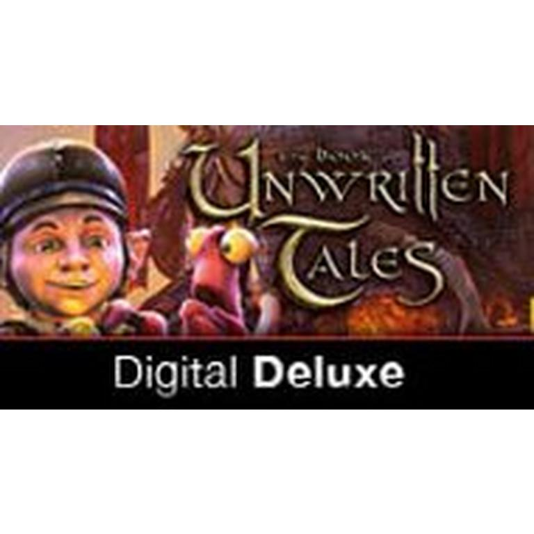 The Book of Unwritten Tales - Digital Deluxe