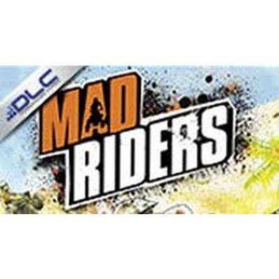 Mad Riders(TM) - Daredevil Map Pack