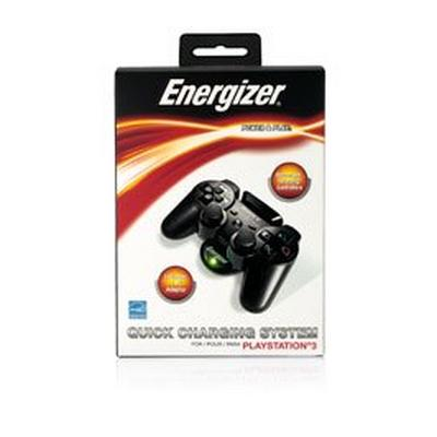 Playstation 3 Energizer Quick Charger