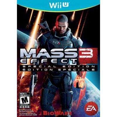 Mass Effect 3 Wii U Special Edition
