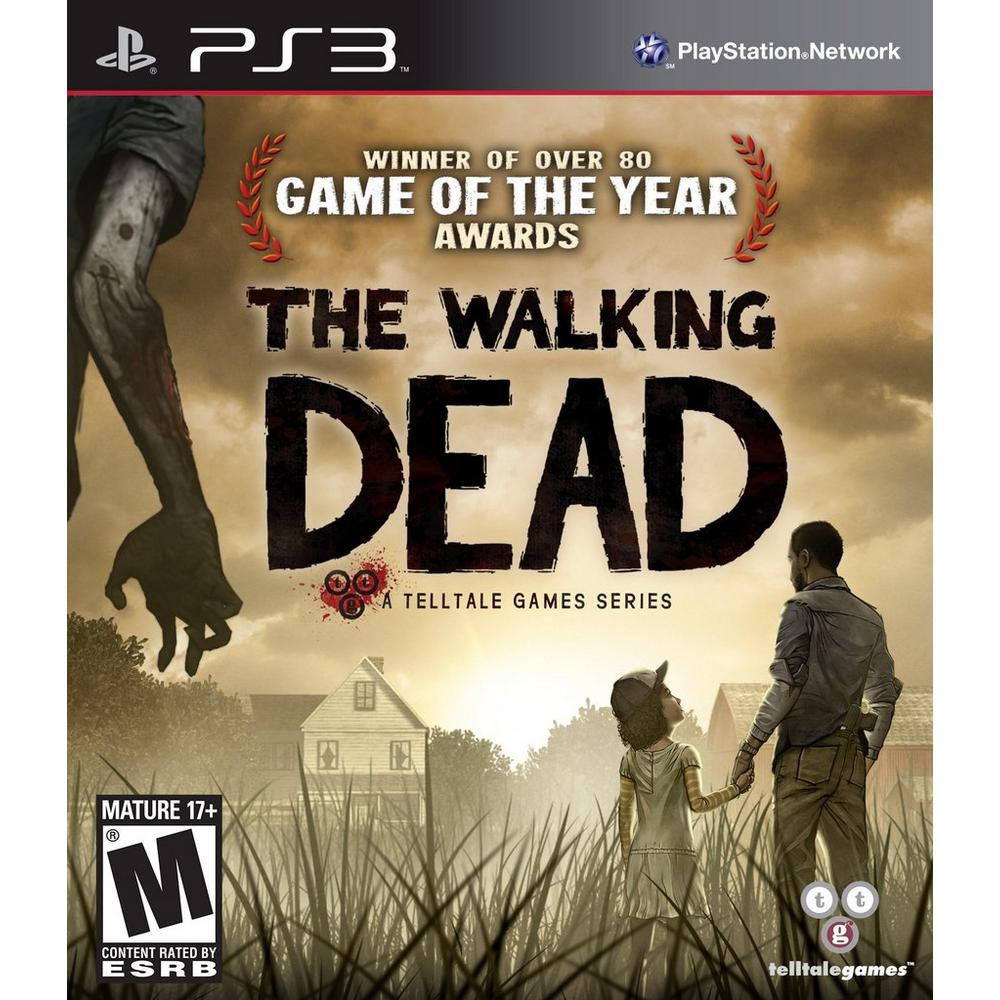 . The Walking Dead   A TellTale Games Series   PlayStation 3   GameStop