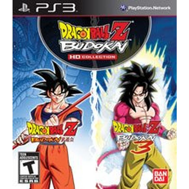 Bandai Namco Entertainment America Inc. DragonBall Z Budokai HD Collection PS3 Available At GameStop Now!