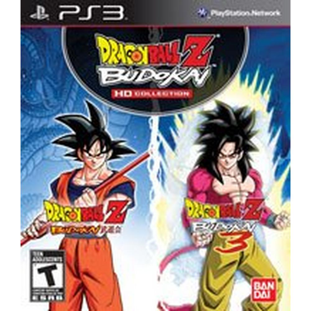 DragonBall Z Budokai HD Collection | PlayStation 3 | GameStop