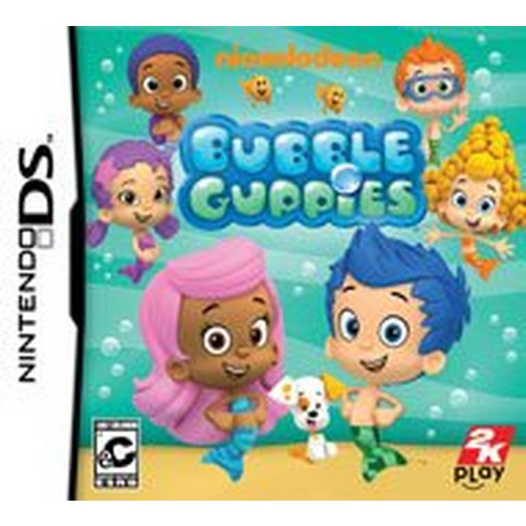 Nickelodeon Bubble Guppies