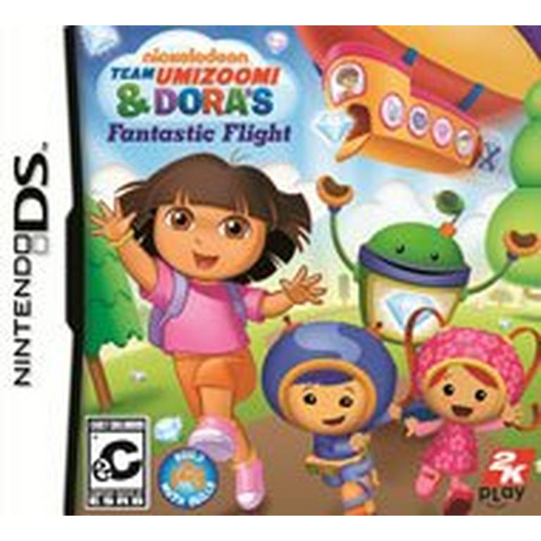 Nickelodeon Team Umizoomi and Dora's Fantastic Flight