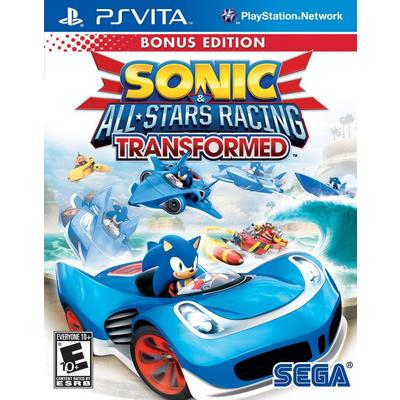Sonic and All-Stars Racing Transformed