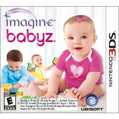 Imagine: Babyz 3D