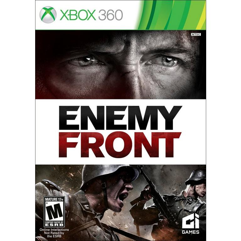 Enemy Front | Xbox 360 | GameStop on