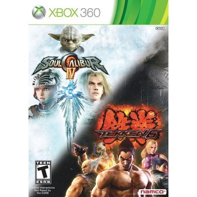 Tekken 6 and SOULCALIBUR 4 Bundle