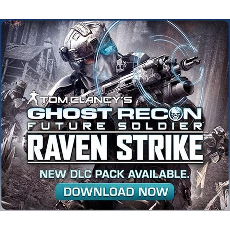 Ghost Recon Future Soldier: Raven Strike Map Pack