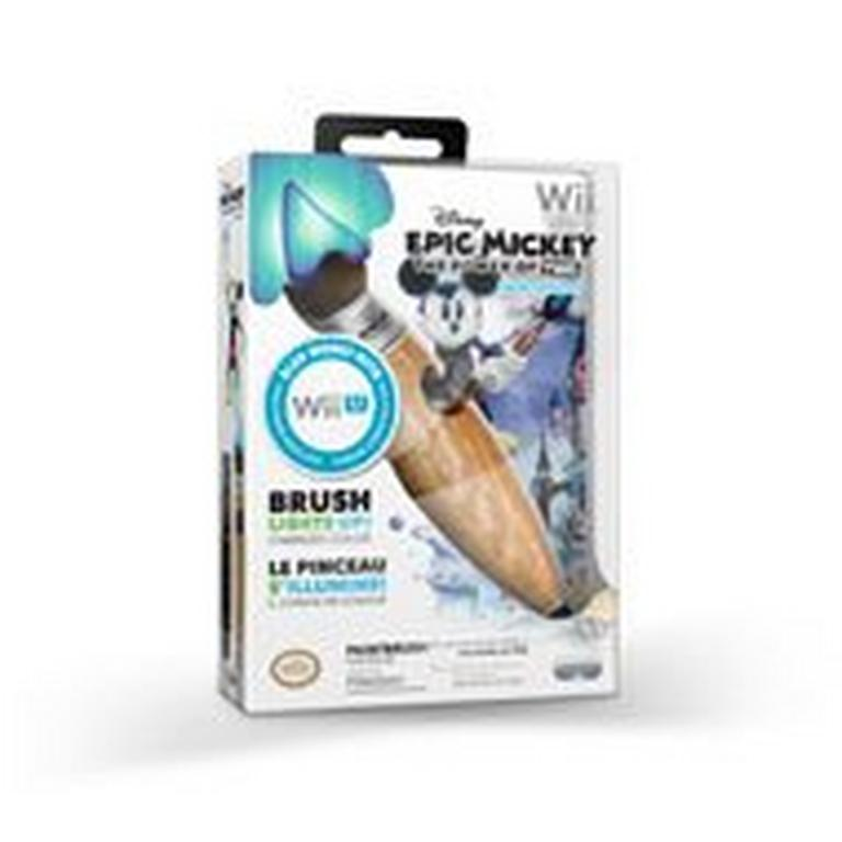 Wii Epic Mickey Paint Brush