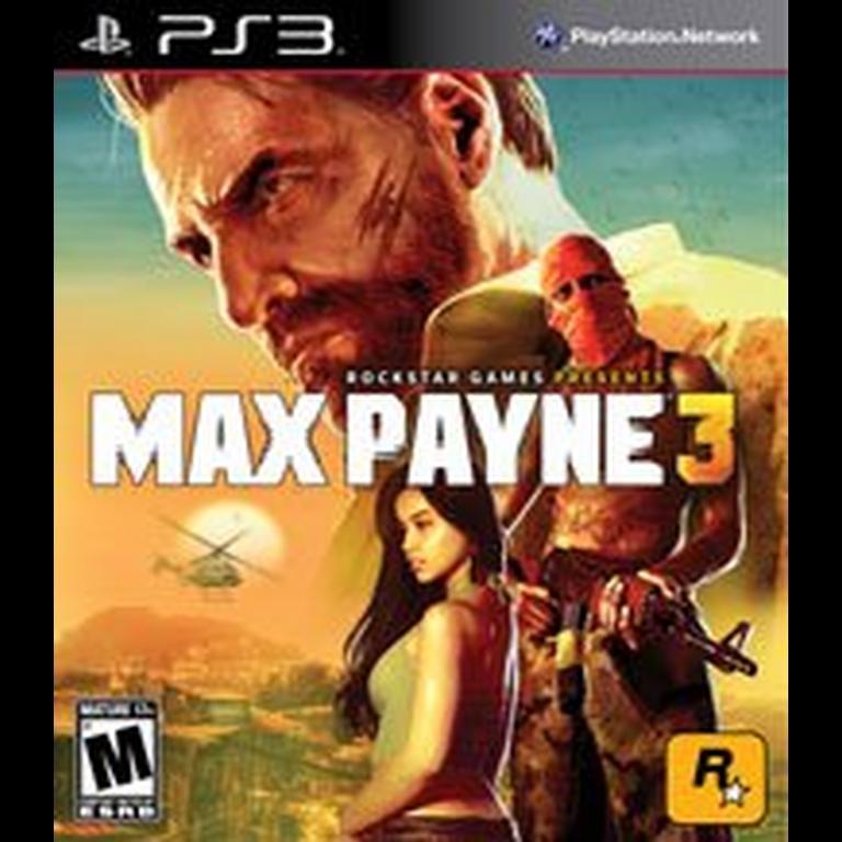 Max Payne 3 Playstation 3 Gamestop