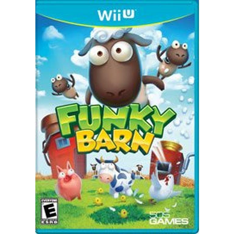 Funky Barn