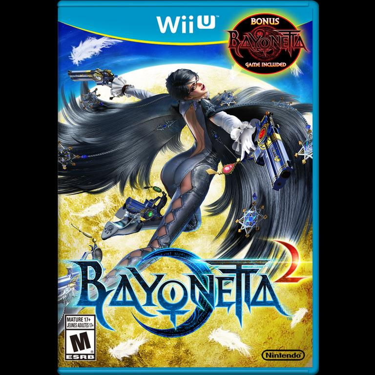 Bayonetta 2 Nintendo Wii U Gamestop
