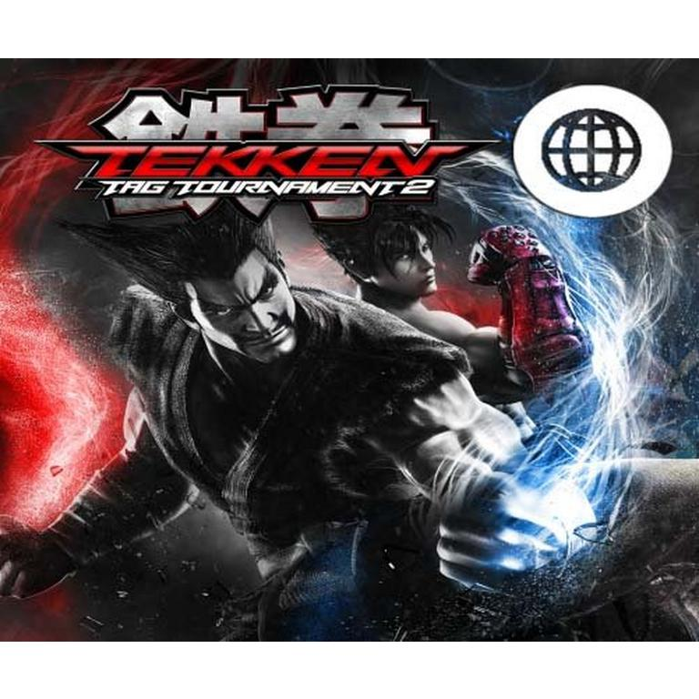 TEKKEN TAG TOURNAMENT 2 Online Pass