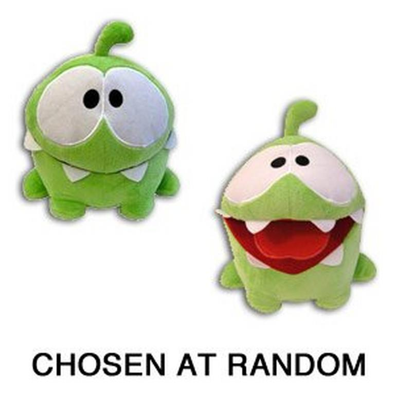 Cut the Rope Boxed Plush 8 in