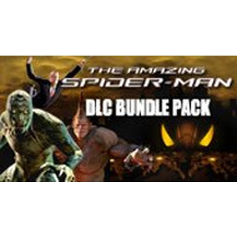 The Amazing Spider-Man DLC Bundle