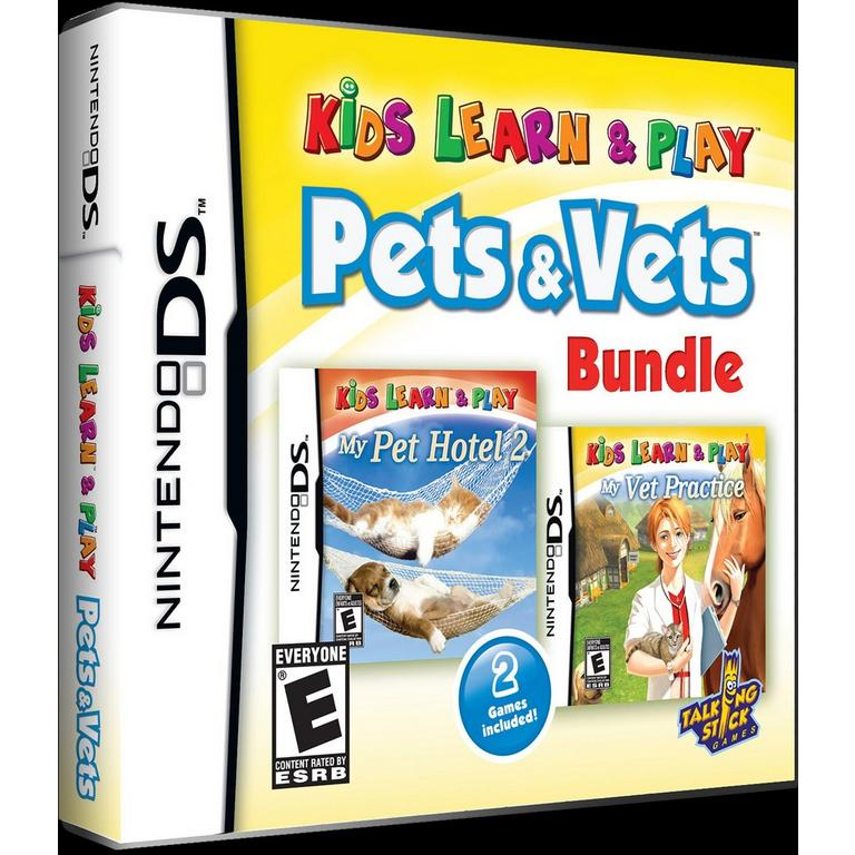 Kids Learn and Play: Pets And Vets Bundle