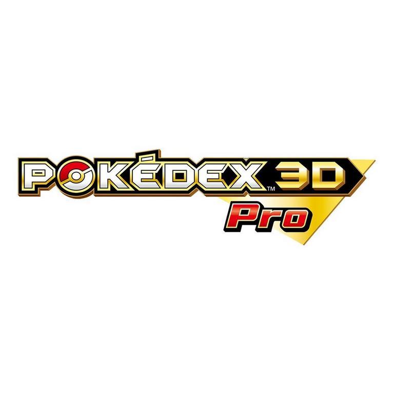 Pokedex 3D Pro DLC