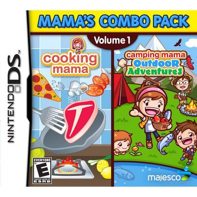 Cooking Mama's Combo Pack Volume 1