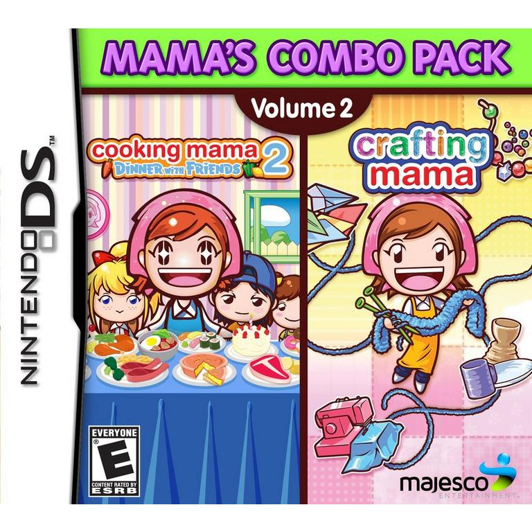Cooking Mama's Combo Pack Volume 2