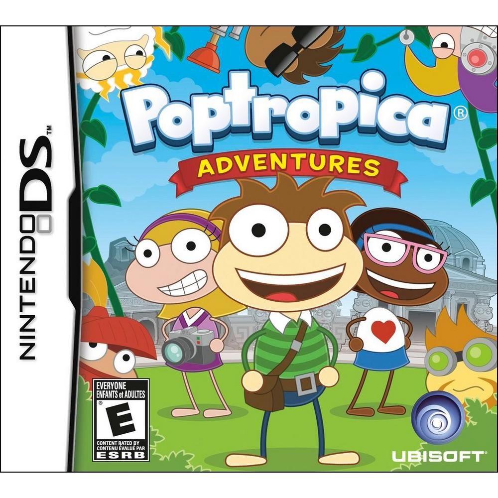 Poptropica Adventures | Nintendo DS | GameStop